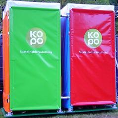 Toilettes seches Kopo a LaSemo